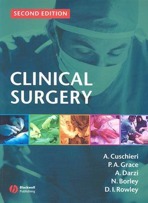 Clinical Surgery David Rowley