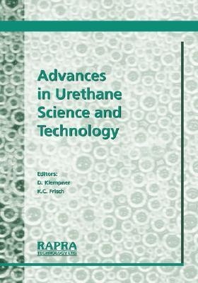 Advances in Urethane Science and Technology Daniel Klempner