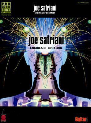 Joe Satriani: Engines of Creation  by  Rex Ray
