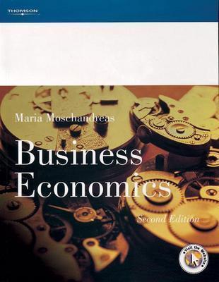 Business Economics Maria Moschandreas