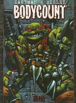 Bodycount  by  Kevin Eastman