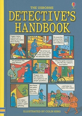 Official Detectives Handbook  by  Colin King