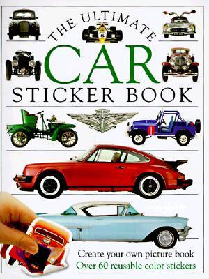 STICKERS:    Car (Ultimate Sticker Book Series)  by  NOT A BOOK