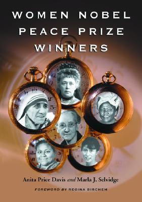 Women Nobel Peace Prize Winners Anita Price Davis