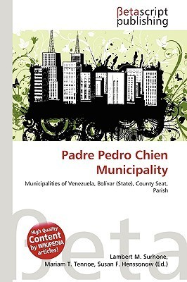 Padre Pedro Chien Municipality NOT A BOOK