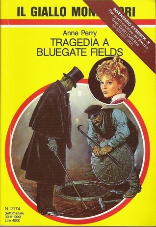 Tragedia a Bluegate Fields  by  Anne Perry
