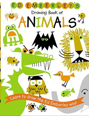 Drawing Book of Animals  by  Ed Emberley