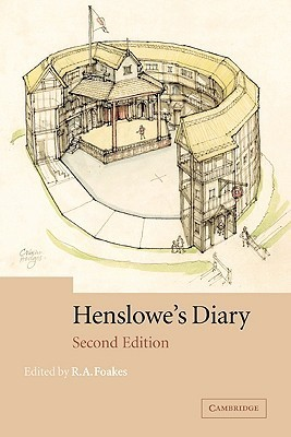 Henslowes Diary  by  Philip Henslowe