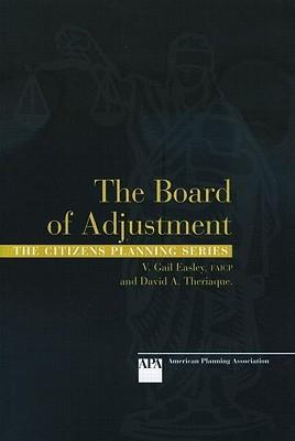 Board of Adjustment Daniel R. Mandelker