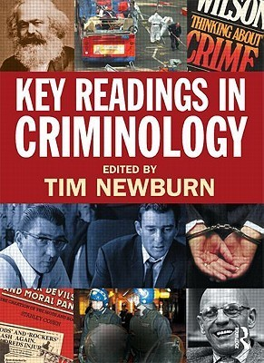 Key Readings in Criminology Tim Newburn