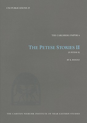 The Petese Stories II  by  Kim Ryholt