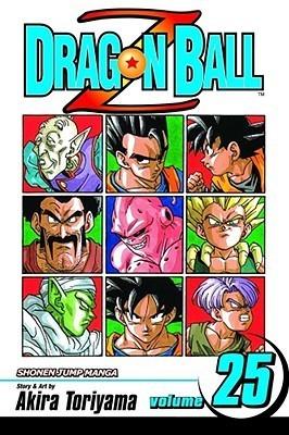 Dragon Ball Z: Do Your Best, Super Gotenks-kun, Vol. 25 (Dragon Ball Z, #25)  by  Akira Toriyama