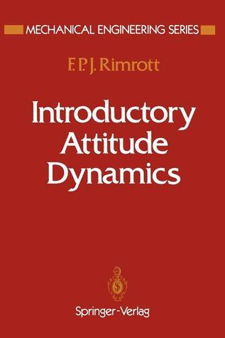 Introductory Attitude Dynamics  by  F.P.J. Rimrott