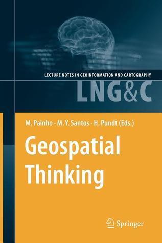 Geospatial Thinking Marco Painho