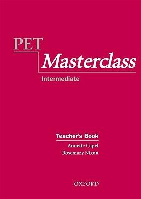 Pet Masterclass: Teachers Book  by  Annette Capel