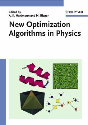 New Optimization Algorithms In Physics Alexander K. Hartmann