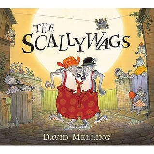The Scallywags David Melling