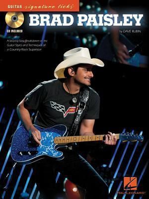 Brad Paisley [With CD (Audio)]  by  Dave Rubin