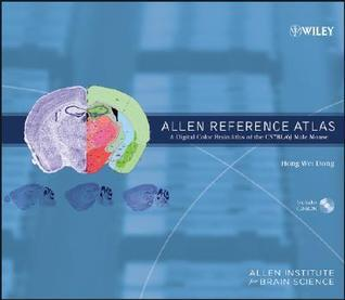 Allen Reference Atlas: A Digital Color Brain Atlas of the C57black/6J Male Mouse [With CDROM] Hong Wei Dong