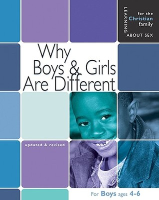 Why Boys & Girls Are Different: For Boys Ages 4-6 and Parents Carol Greene