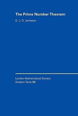The Prime Number Theorem G.J.O. Jameson