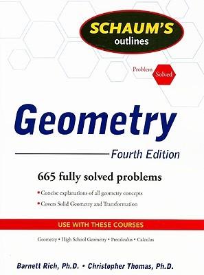 Schaums Outlines: Geometry Barnett Rich