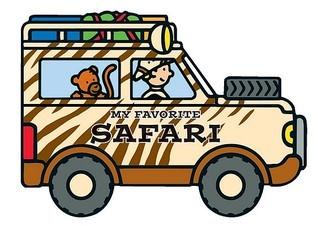 My Favorite Safari  by  Tekenteam