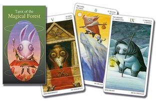 Tarot of the Magical Forest Hsu Chi Chun