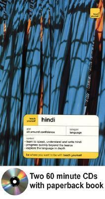 Teach Yourself Hindi Complete Course Package (Book + 2cds) [With Book] (Teach Yourself Language Complete Courses) Rupert Snell