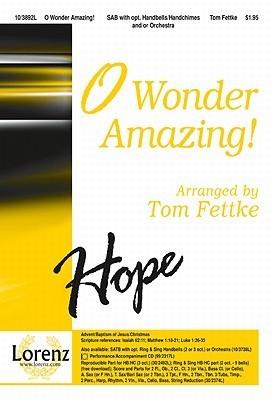 O Wonder Amazing!  by  Tom Fettke