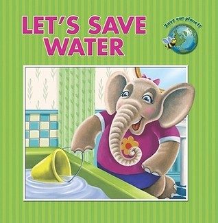 Lets Save Water Alison Reynolds