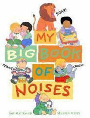 My Big Book Of Noises Amy MacDonald