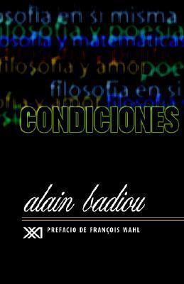 Condiciones  by  Alain Badiou