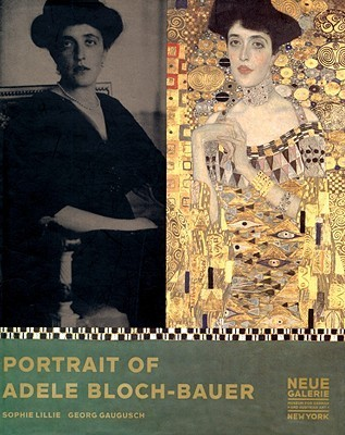 Portrait of Adele Bloch-Bauer  by  Sophie Lillie