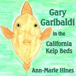 Gary Garibaldi in the California Kelp Beds  by  Ann-Marie Hines