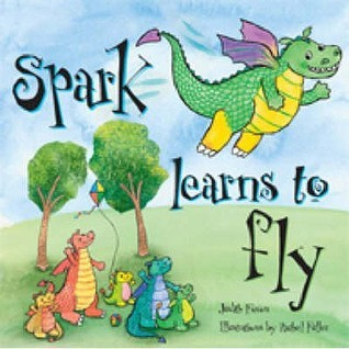 Spark Learns To Fly  by  Judith Foxon