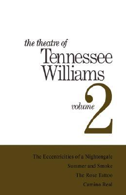 Theatre of Tennessee Williams Vol 2 Tennessee Williams