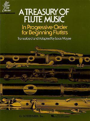 Treas of Flute Music  by  Louis Moyse