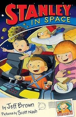 Flat Stanley In Space Jeff Brown