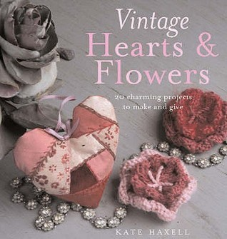 Vintage Hearts And Flowers Kate Haxell