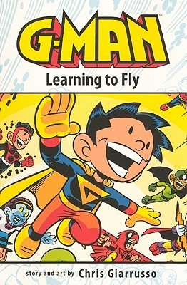 Learning to Fly Chris Giarrusso