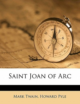 Saint Joan of Arc  by  Howard Pyle