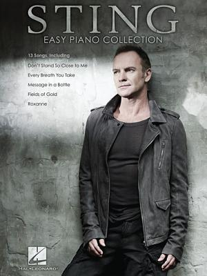 Sting: Easy Piano Collection Sting