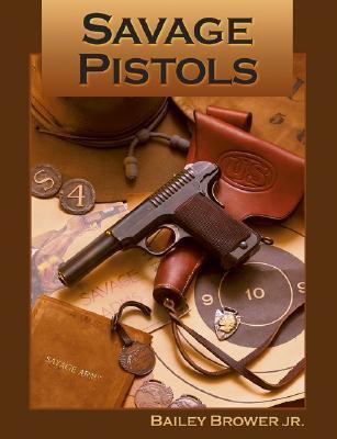 Savage Pistols Bailey Brower