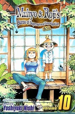 Muhyo & Rojis Bureau of Supernatural Investigation, Vol. 10  by  Yoshiyuki Nishi