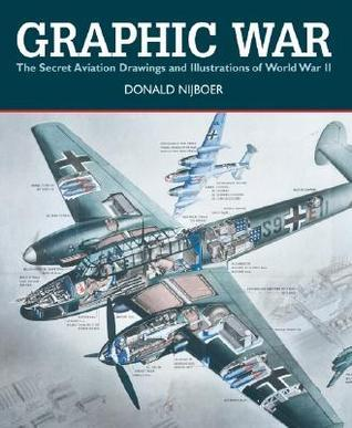 Graphic War: The Secret Aviation Drawings and Illustrations of World War II  by  Donald Nijboer