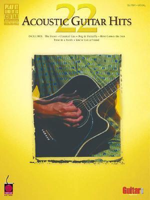 22 Acoustic Guitar Hits Various