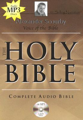 Holy Bible: Complete Audio Bible (MP3)  by  Anonymous