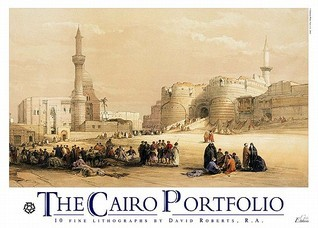The Cairo Portfolio David    Roberts