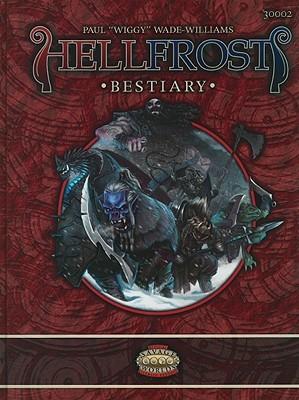 Hellfrost: Bestiary Paul Wade-Williams